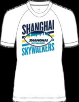 上海天行者队球迷服